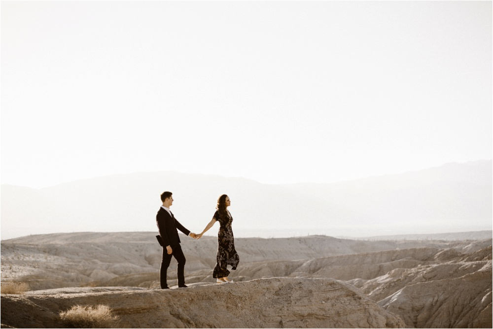 Anza Borrego Desert Engagement Shoot
